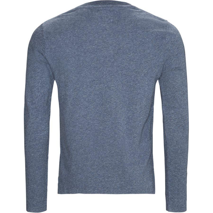 M6000 - M6000 LS Tee - T-shirts - Regular - BLÅ Q6R - 2
